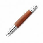 Faber-Castell E-Motion Birnbaum Braun Tintenroller
