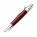 Faber-Castell E-Motion Edelharz Hibiskusrot Drehkugelschreiber