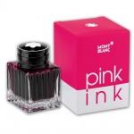 Montblanc Tintenfass pink ink
