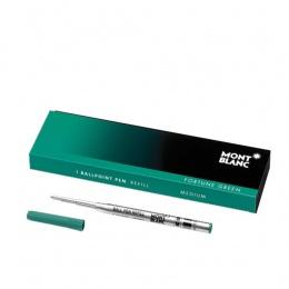Montblanc Kugelschreiberminen Fortune Green M (Mittel)