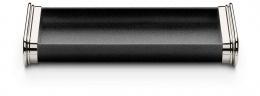 Graf von Faber-Castell Leder Ablageschale mit Lederummantelung Schwarz