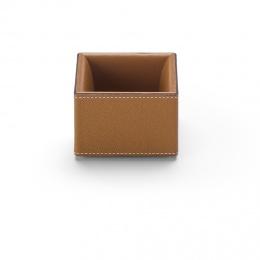 Graf von Faber-Castell Accessoire Box Pure Elegance klein Cognac