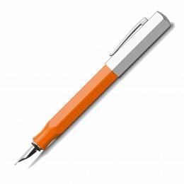 Faber-Castell Ondoro Orange Edelharz Füllfederhalter