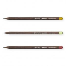 Caran d´Ache Nespresso Edition No.4 Set mit 3 Bleistiften