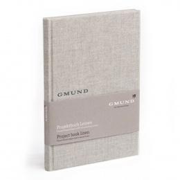 Gmund Projektbuch Leinen - Midi + shade