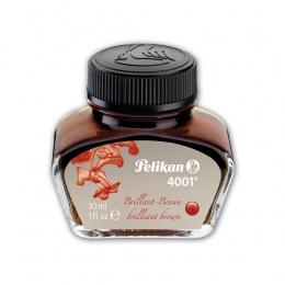 Pelikan 4001 Tintenglas 30 ml Brillant-Braun