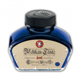 Pelikan Special Edition Tinte 4001 Glas 76 königsblau historisch