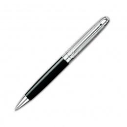 Caran d´Ache Léman Bicolor Schwarz Kugelschreiber