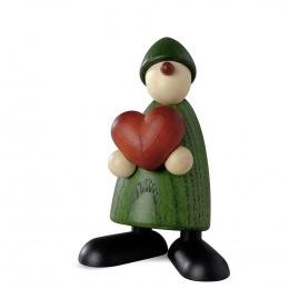Köhler Gratulant Theo mit Herz grün