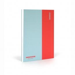 Fantasticpaper Notizbuch A5 blanko Blau