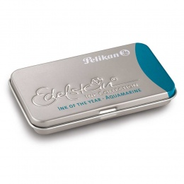 Pelikan Edelstein Ink Collection Tintenpatronen Aquamarine