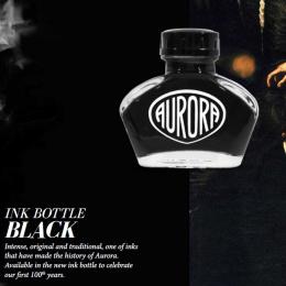 Aurora Tinte im Glas Schwarz