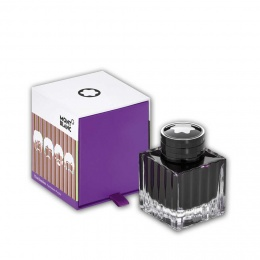 Montblanc The Beatles Psychedelic Purple Tinte im Glas