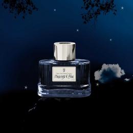 Graf von Faber-Castell Tinte im Glas Midnight Blau