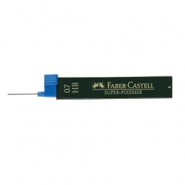 Graf von Faber-Castell Minen 12 Bleistiftminen 0,7 2B Faber-Castell