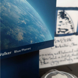 Montblanc Starwalker Blue Planet ink bottle