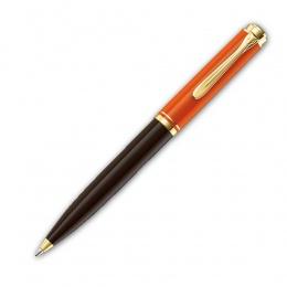 Pelikan Souverän Special Edition K800 Burnt Orange Drehkugelschreiber
