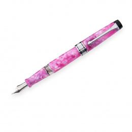 Aurora Optima 88 Caleidoscopio Luce Rosa Limited Edition Fountain Pen