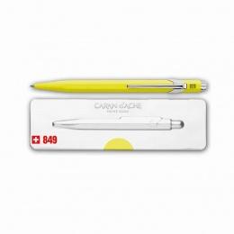 Caran d´Ache Kugelschreiber 849 Popline neongelb