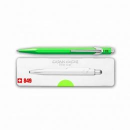 Caran d´Ache Kugelschreiber 849 Popline neongrün