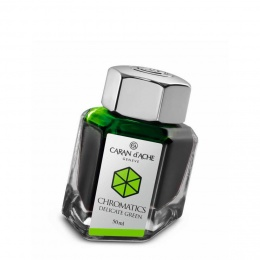 Caran d´Ache Chromatics Tintenfass Delicate Green