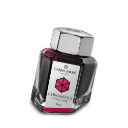 Caran d´Ache Chromatics Tintenfass Divine Pink