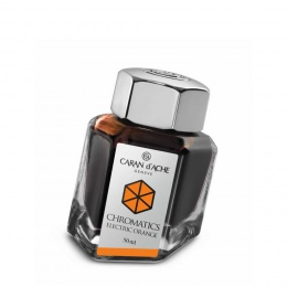 Caran d´Ache Chromatics Tintenfass Electric Orange