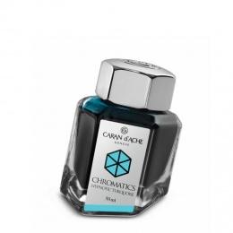 Caran d´Ache Chromatics Tintenfass Hypnotic Turquoise