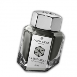 Caran d´Ache Chromatics Tintenfass Infinite Grey