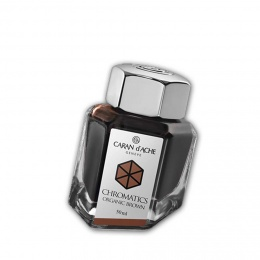 Caran d´Ache Chromatics Tintenfass Organic Brown