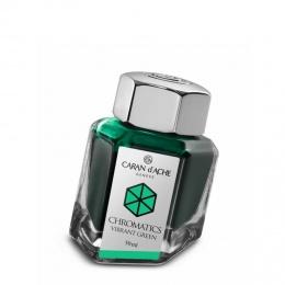 Caran d´Ache Chromatics Tintenfass Vibrant Green