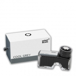 Montblanc ink bottle Cool Grey