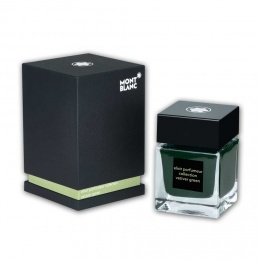 Montblanc Elixir Parfumeur Collection Tintenflakon Vetiver Green