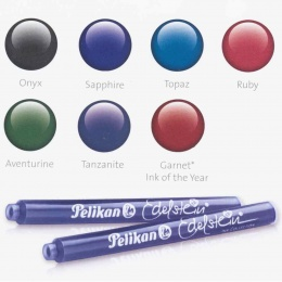Pelikan Edelstein Ink Collection Tintenpatronen Sapphire (Blau)