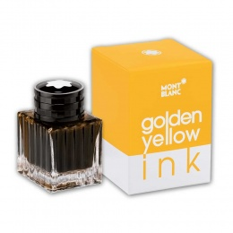 Montblanc Tintenfass Golden Yellow Ink