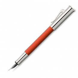 Graf von Faber-Castell Guilloche Burned Orange Füllfederhalter