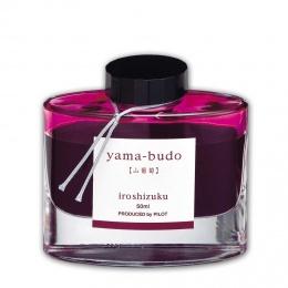 Pilot Iroshizuku Tinte im Glas Yama-Budo / Crimson Glory Vine