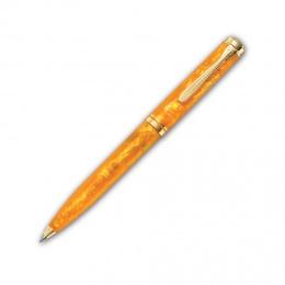 Pelikan Souverän Special Edition K600 Vibrant Orange Drehkugelschreiber