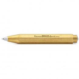 Kaweco Brass Sport Kugelschreiber Messing