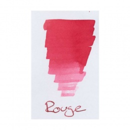 L'Artisan Pastellier Classic Füllhaltertinte Rouge