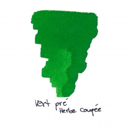 L'Artisan Pastellier duftende Füllhaltertinte Grasschnittgrün