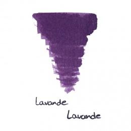 L'Artisan Pastellier duftende Füllhaltertinte Lavendellila