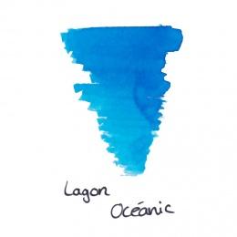 L'Artisan Pastellier duftende Füllhaltertinte Ozeanblau
