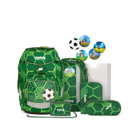 Ergobag Eco Hero-Edition Pack ElfmetBaer Schulranzen Set