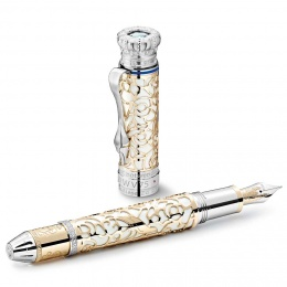 Montblanc Patron of Art Homage to Ludwig II Limited Edition 888 Füllhalter