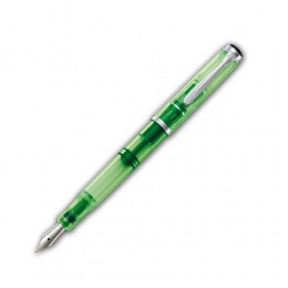 Pelikan Classic M205 DUO Shiny Green Highlighter