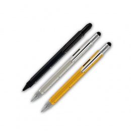 Monteverde Tool Pen Multifunktionsstift Silber