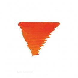 Diamine Tintenfass 30 ml Füllhaltertinte Orange (Orange)