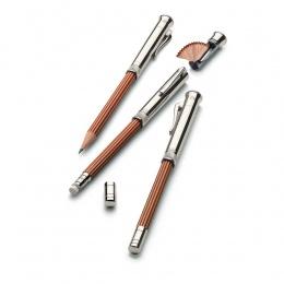 Graf von Faber-Castell Perfekter Bleistift Platiniert Braun
