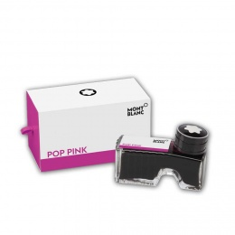 Montblanc Tintenfass Pop PinkMontblanc ink bottle Pop Pink